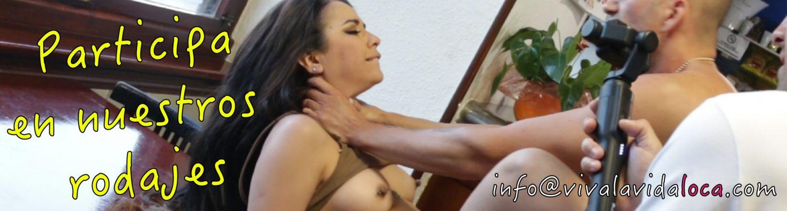participa en rodajes porno